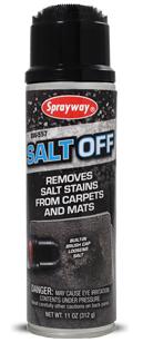 New Sw 557 Salt Off Sprayway Inc Pioneers In Aerosols