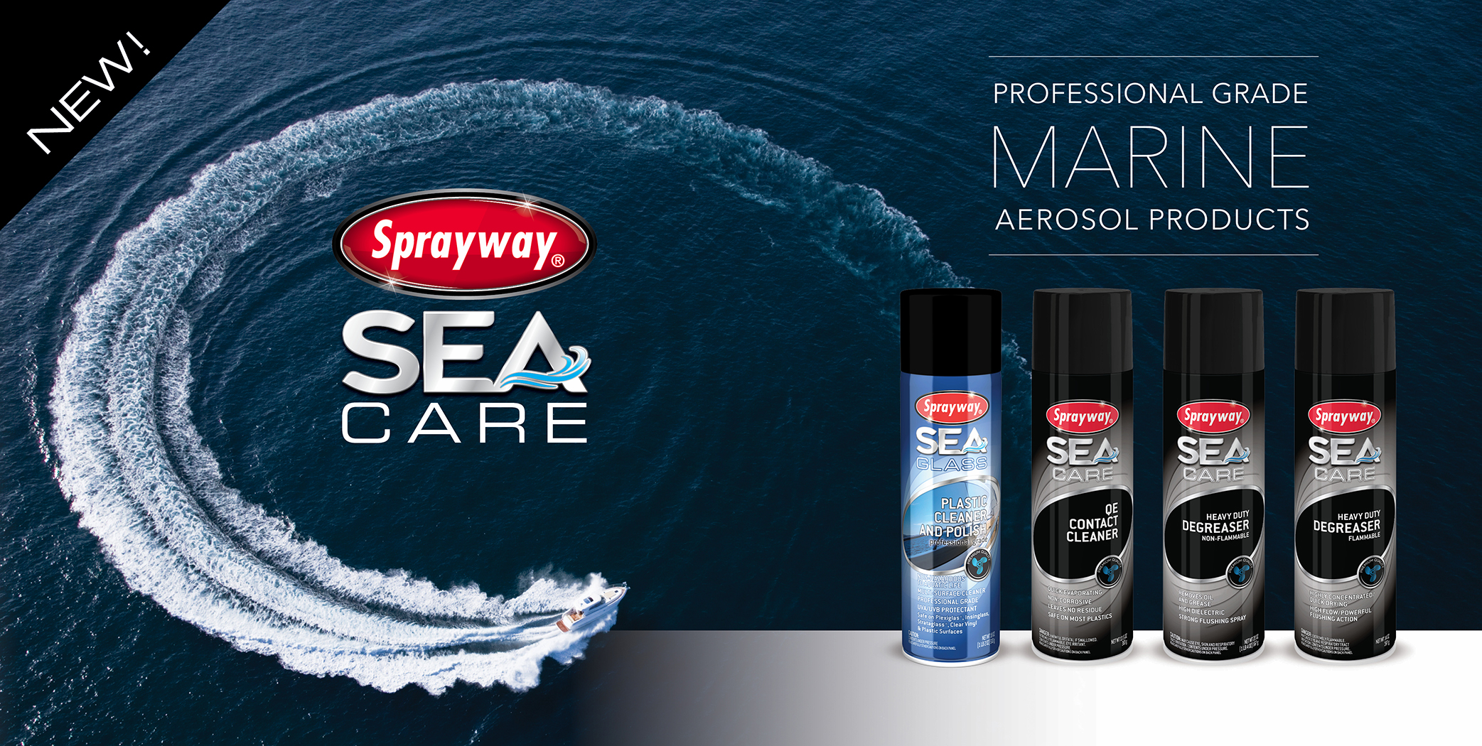 Sea Care Line by Sprayway