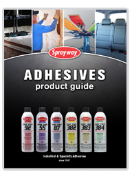 Sprayway Adhesives Flyer