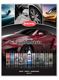 Sprayway Brochure Automotriz