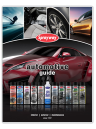 Sprayway Automotive Brochure
