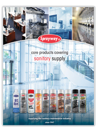 Sprayway Housekeeping flier