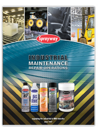 Sprayway Industrial Flier