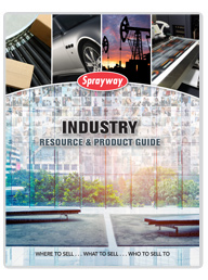 Sprayway Key Products Flyer