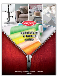 Sprayway Sewing brochure