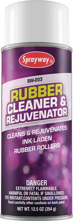 Rubber Cleaner Amp Rejuvenator Sprayway Inc Pioneers In
