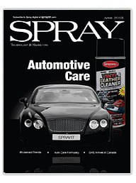 Sprayway on Spray Technology & Marketing Magazine